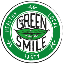 My Green Smile Foodtruck Logo