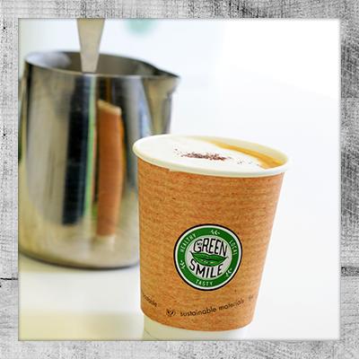 My Green Smile Foodtruck Kaffee